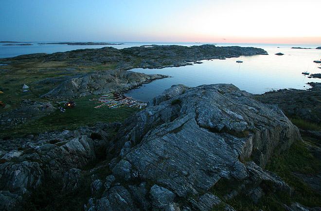 Från toppen av Rävholmen