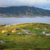 Køtterøya tältplats