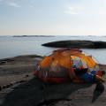 Marmot på Skallknabben med go horisontvy