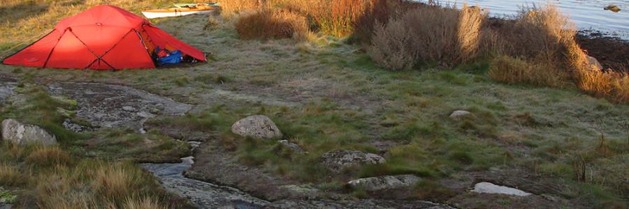 Ljungskär i Listerby skärgård, Blekinge.
